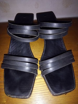 BYBLOS高跟涼鞋(免運)