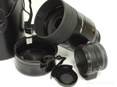 Minolta AF 500mm/8f Reflex反射鏡 甜甜圈散景 贈送原廠Sony A接環 可轉 E卡口特價中!