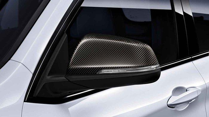 【樂駒】BMW F48 X1 M Performance 碳纖維 後視鏡蓋 原廠 改裝 carbon 輕量化 套件