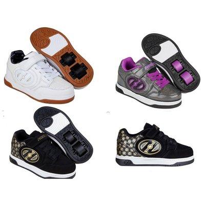 (歐洲代購) HEELYS Plus X2 Ligh 美國正品雙輪暴走鞋  HL學生輪子鞋 兒童轱轆鞋 ~樂媽歐洲代購~