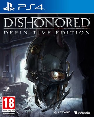 【數位版】PS4 冤罪殺機 中文版決定版 Dishonored The Definitive Edition