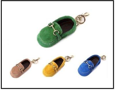 【cheerio】韓國Le-junev/真皮手工鞋/吊飾/掛飾