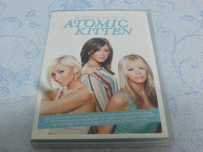 【金玉閣B-1】DVD~ATOMIC KITTEN