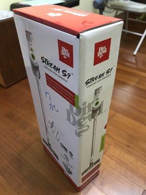全新 未用 美國 Dirt Devil Stream S9 鋰電無線吸塵器