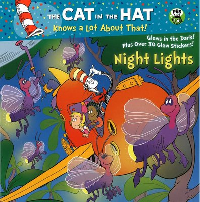 *小貝比的家*THE CAT IN THE HAT KNOWS A LOT ABOUT! NIGHT LIGHTS/ST