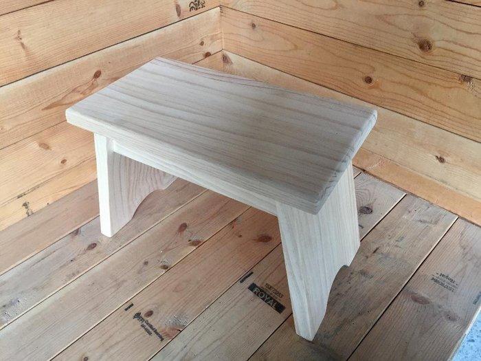 竹藝坊-松木,木頭板凳,木椅,兒童椅,可拆式矮凳,庭院,居家,門市擺飾(台製)