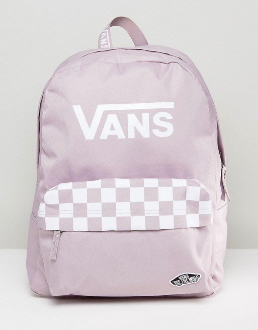 775b86b583 代購Vans Sporty Realm Backpack In Lilac 後背包