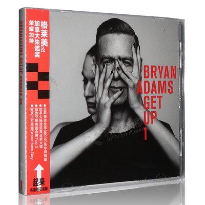 俊雄雜貨鋪 正版 布萊恩亞當斯:起來 新專輯 Bryan Adams Get Up CD