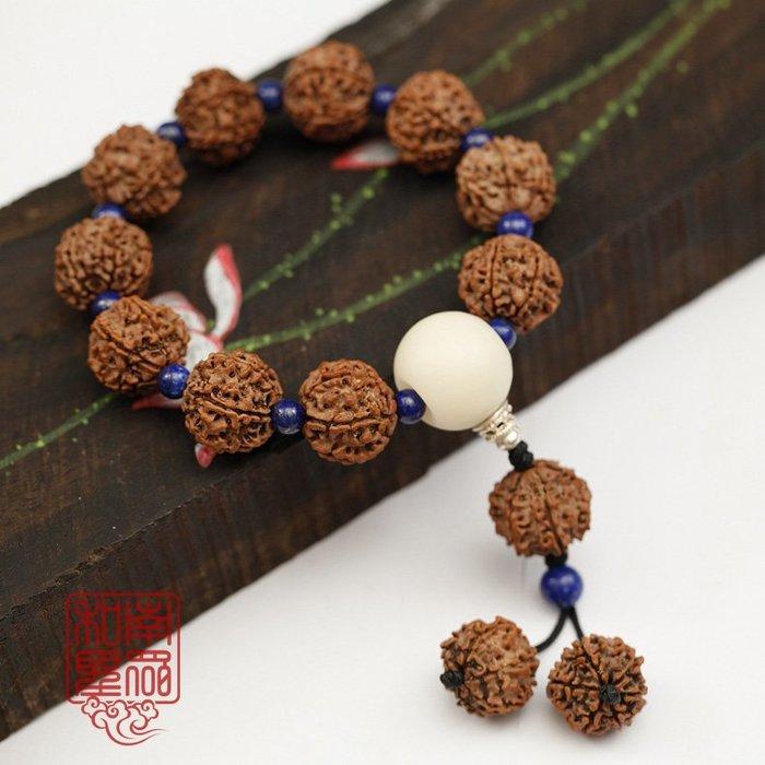 宏美飾品館~和南圣眾尼泊爾金剛菩提子手串大金剛菩提手鍊男女藏式修行佛珠