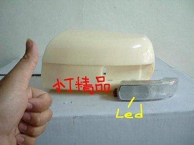 ^^ 野野小丁改裝精品^^全新 BENZ S320(W140) W202 W210 專用 後視鏡輔助方向燈蓋(LED)