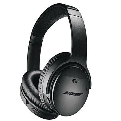 【MEIGO美購】Bose QuietComfort 35無線降噪耳機II(黑色) New