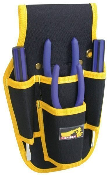 【I CHIBAN 工具袋專門家】JK0201 四口鉗起袋 耐用防潑水 腰袋 鉗袋 插袋 工作袋 鉗子