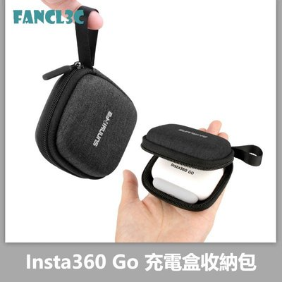現貨熱賣~Sunnylife Insta360 Go拇指防抖相機充電盒收納包 便攜防摔收納盒 Insta360 Go配件