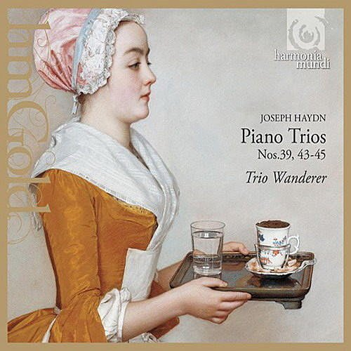 海頓:鋼琴三重奏第39.43-45號 / 流浪者三重奏 --- HMG501968