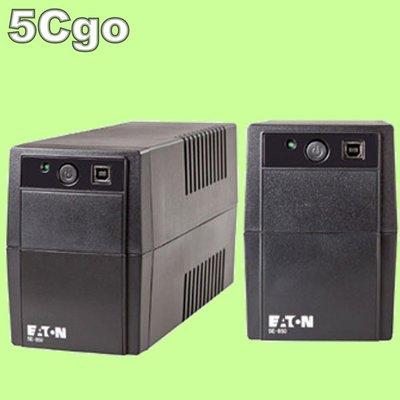 5Cgo【權宇】伊頓EATON 5E-650穩壓在線互動式UPS 650VA/360W約15分NEMA 5-15R 含稅