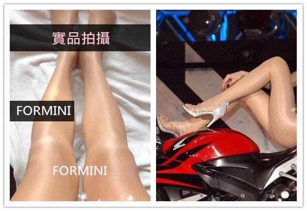 FORMINI 油亮光美肌美腿塑形絲襪 舞襪 瑜珈 跳舞 社交 熱舞 表演 芭蕾 韻律 謝金燕 40D(深膚/淺膚)