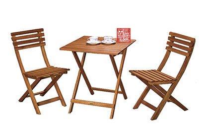 [自然傢俱坊]-松河-樂活實木桌椅組(一桌2椅)-TUT-8010+TUT-8011*2-可拆賣(民宿.休閒農莊.咖啡)