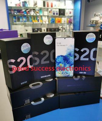 Galaxy S20+ 5G (12+128GB) Samsung 全新香港行貨 原廠一年保養
