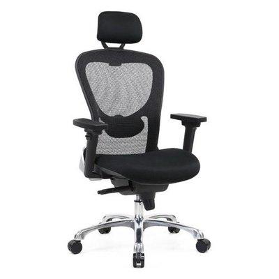 《瘋椅世界》 ER-526 人體工學椅 Trust/穩重椅/工學椅/電腦椅 坐墊採高密度成型泡棉