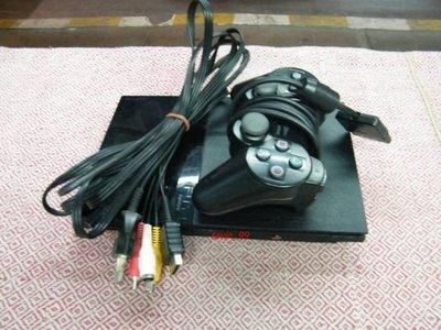 『皇家昌庫』 PS2 SCH 90006 薄機  經典之作 已改機 含記憶卡 外觀還不錯 附2個搖桿