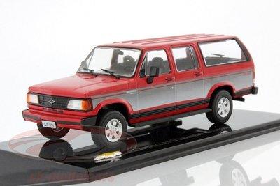 【MASH】[現貨特價] Altaya 1/43 Chevrolet Veraneio Custom 1993