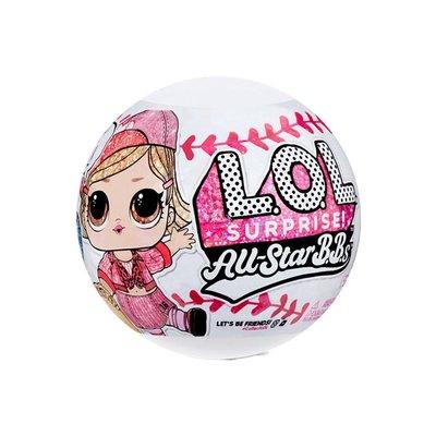 {rest house} LOL驚喜娃娃全明星運動會棒球系列ALLSTARBB拆拆球大姐姐盲盒玩具