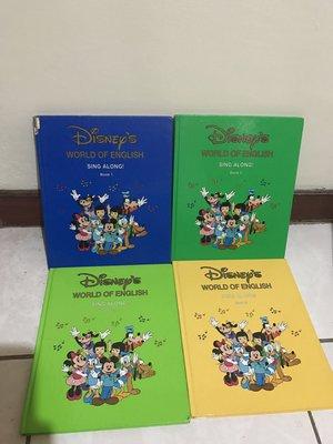 寰宇迪士尼 Sing Along  Book低價出清