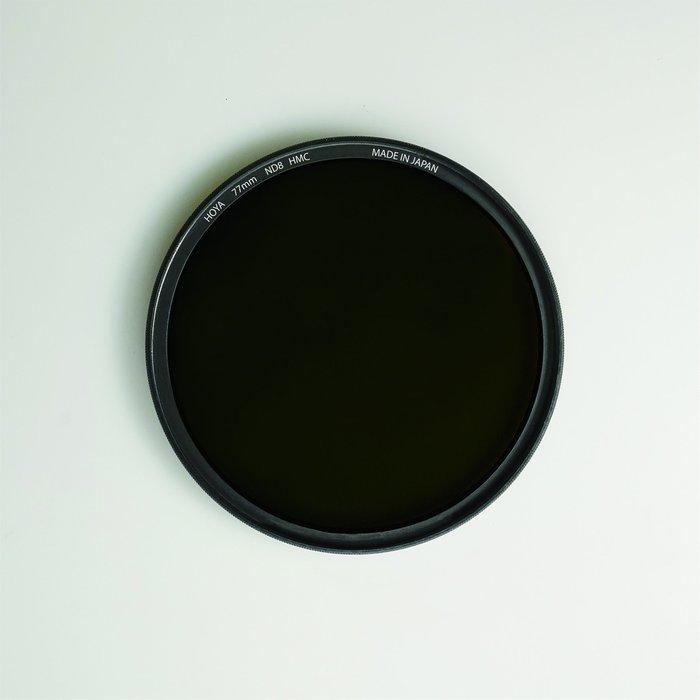 鏡花園 圓型減光鏡 ND8 58、67、72、77、82mm (出租濾鏡)