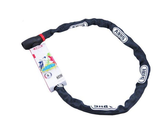 【鐵馬假期】德國 ABUS uGrip chain 585 時尚鏈條鎖 鑰匙鎖 堅固耐用 100cm 黑色