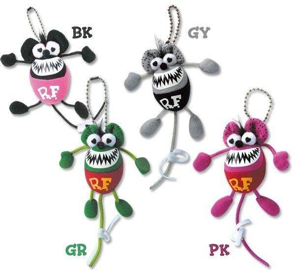 (I LOVE樂多)RAT FINK老鼠芬克手機吊飾及珠鍊款小型娃娃送人裝飾包包手機都得宜MOONEYES RF