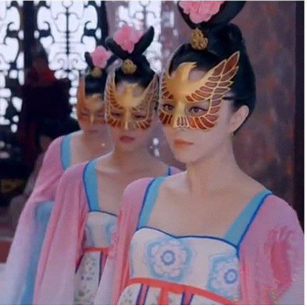 5Cgo【鴿樓】會員有優惠  43852179960 武則天武媚娘傳奇蘭陵王入陣曲舞蹈古裝服三件套唐裝 古裝宮廷劇裝
