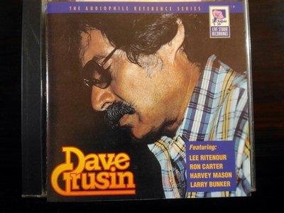Dave Grusin ~ Discovered Again cd,很早期收藏,CD均經檢查無瑕疵,售出不接受退換貨。