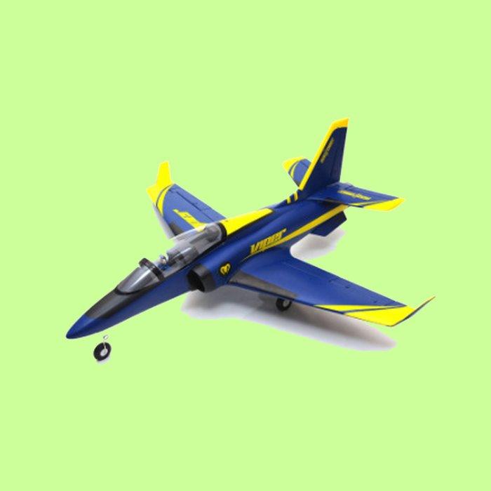 5Cgo【含稅】70mm涵道viper毒蛇電動航模遙控固定翼FMS新手入門易操控降低風阻飛機562146490739