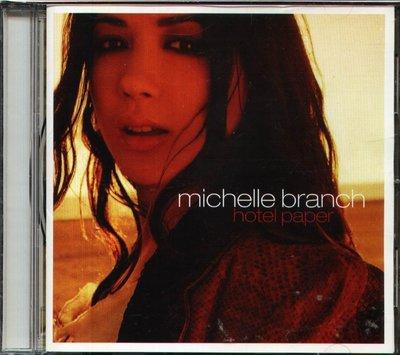K - MICHELLE BRANCH - Hotel Paper - 日版 +2BONUS