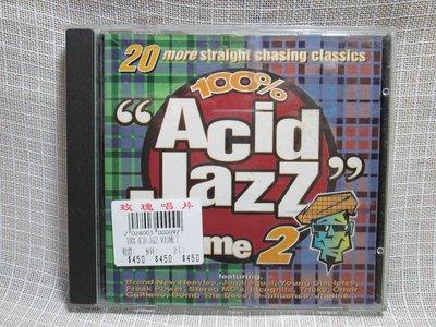 1995年 英國版 Acid Jazz Vol.2 爵士樂合輯CD