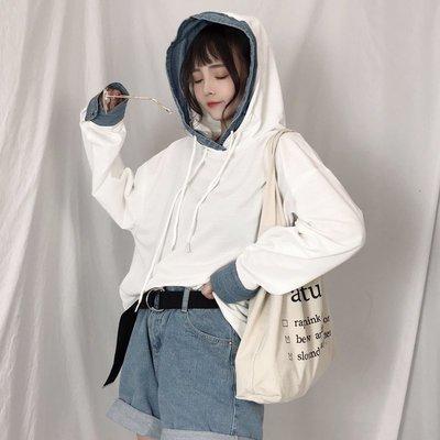 長版連帽外套女裝7-11全家正韓國版新...