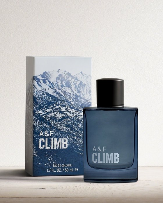 Maple麋鹿小舖 Abercrombie&Fitch * AF 男性古龍水A&F CLIMB COLOGNE*50ml