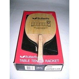 【線上體育】蝴蝶牌 BUTTERFLY 正手板 JAPAN-LAK 五夾板 桌球拍
