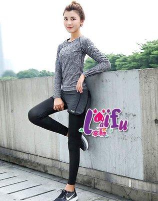 。.☆小婷來福*.。°B157運動衣瑜珈服長袖迷霧運動衣路跑健身服路跑,單上衣售價450元