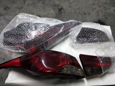 現代 Hyundai  ELANTRA 原廠 大燈 尾燈 (有燻黑包膜)
