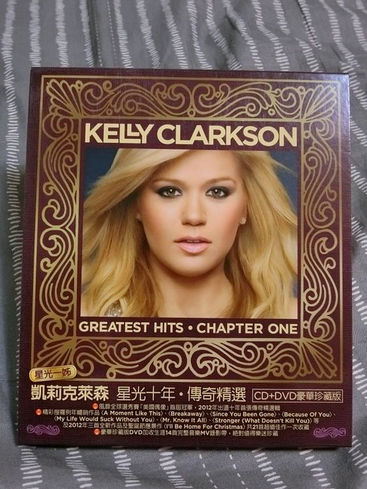 Kelly Clarkson / Greatest Hits-Chapter One (CD+DVD)