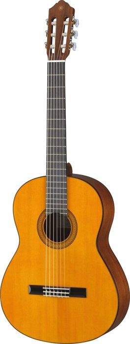 造韻樂器音響- JU-MUSIC - 全新 YAMAHA CG102 古典吉他