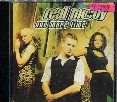 *還有唱片行* REAL MCCOY / ONE MORE TIME 二手 Y1395