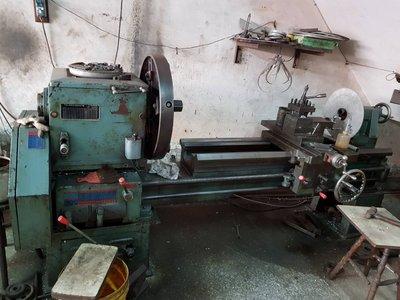 07702~木工車床8尺*中古機械*二手機械*傳統機械*金正機械