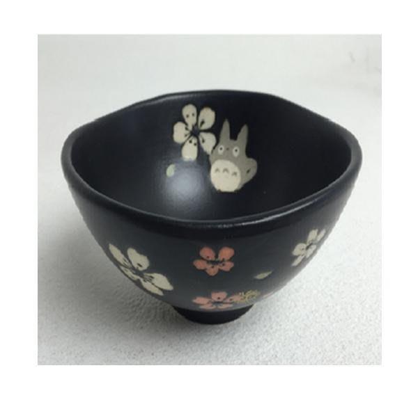 龍貓 大碗 美濃燒 櫻花 和風 宮崎駿 豆豆龍 日本製 小日尼三 團購 批發 預購商品