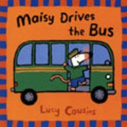 *小貝比的家*MAISY DRIVES THE BUS/平裝/3~6歲