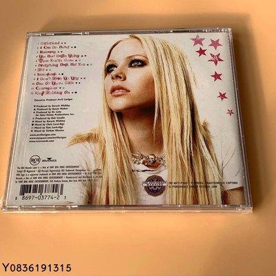 爆款CD.唱片~艾薇兒 The Best Damn Thing Avril Lavigne  CD 專輯