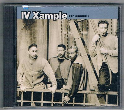 [鑫隆音樂]西洋CD-IV Xample / for example {MCAD11220}/全新/免競標