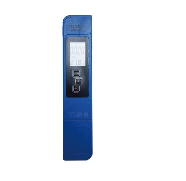 三合一TDS筆  /TDS+EC筆+溫度測量/水質檢測筆、導電度測試筆