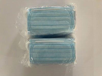 兒童口罩 三層兒童平面口罩 50入 台灣製 MIT 舜堡